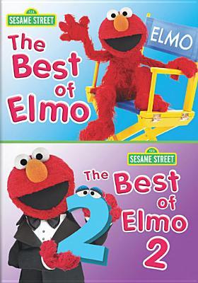 SESAME STREET:BEST OF ELMO VOL 1-2 BY SESAME STREET (DVD)